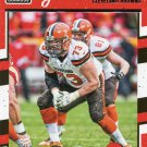 2016 Donruss Football Card #71 Joe Thomas