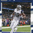 2016 Donruss Football Card #80 Dez Bryant