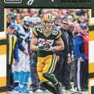 2016 Donruss Football Card #108 Jordy Nelson