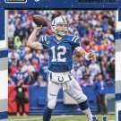 2016 Donruss Football Card #124 Andrew Luck