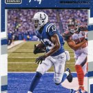 2016 Donruss Football Card #127 T Y Hilton