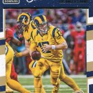 2016 Donruss Football Card #153 Case Keenum