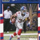 2016 Donruss Football Card #204 Shane Vereen