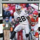 2016 Donruss Football Card #218 Latavius Murray