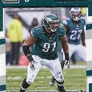 2016 Donruss Football Card #233 Fletcher Cox