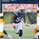2016 Donruss Football Card #252 Melvin Ingram