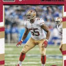 2016 Donruss Football Card #260 Ahmad Brooks