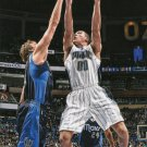 2015 Hoops Basketball Card #15 Aaron Gordon