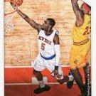 2015 Hoops Basketball Card #26 Tim Hardaway, Jr