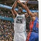 2015 Hoops Basketball Card #45 Al Jefferson