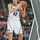 2010 Prestige Basketball Card #113 Andrie Kirilenko