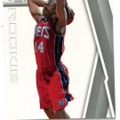 2010 Prestige Basketball Card #153 Derrick Favors