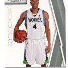 2010 Prestige Basketball Card #154 Wesley Johnson