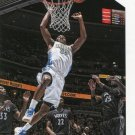 2015 Hoops Basketball Card #62 Kenneth Faried
