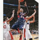 2015 Hoops Basketball Card #72 Kent Bazemore