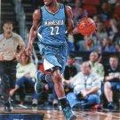 2016 Prestige Basketball Card #8 Andrew Wiggins