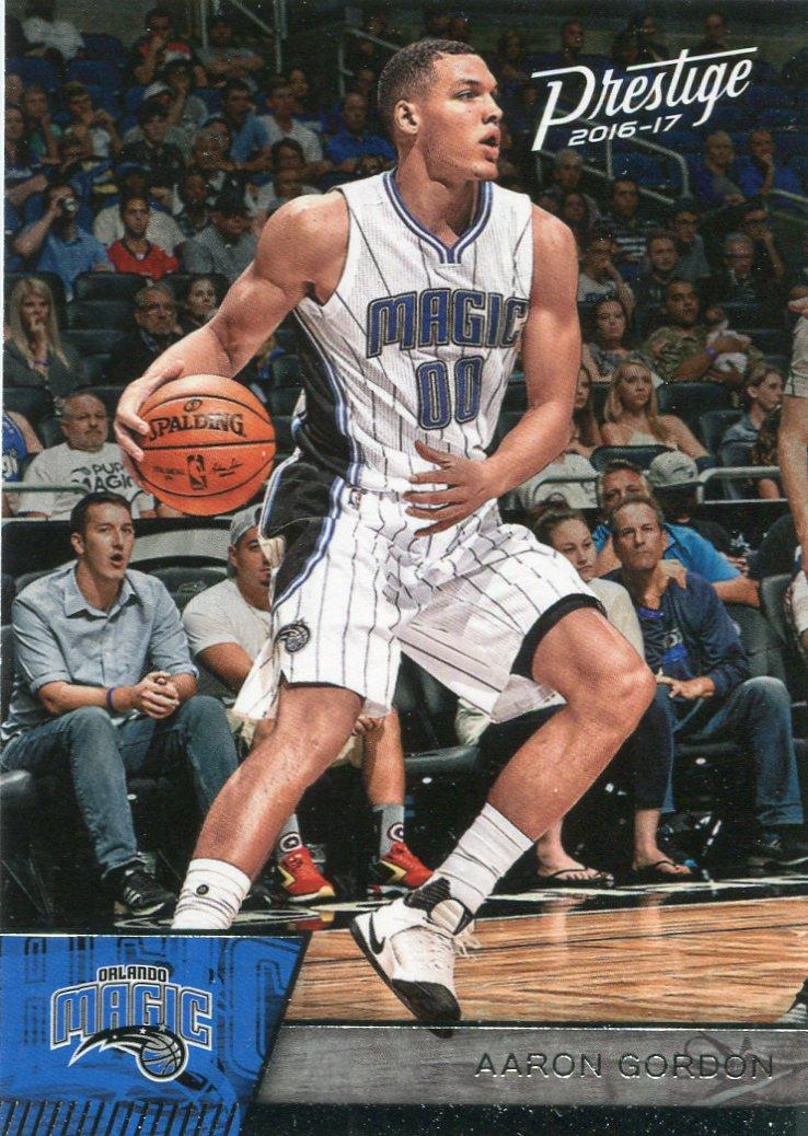 2016 Prestige Basketball Card #10 Aaron Gordon