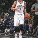 2016 Prestige Basketball Card #16 Jeremy Lin