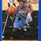 2013 Hoops Basketball Card Blue Parallel #73 Kevin Durant