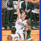 2013 Hoops Basketball Card Blue Parallel #136 Victor Claver