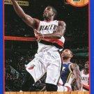 2013 Hoops Basketball Card Blue Parallel #146 Wesley Matthews