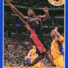2013 Hoops Basketball Card Blue Parallel #164 Kyle Lowry
