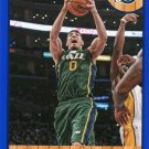 2013 Hoops Basketball Card Blue Parallel #171 Enes Kantor