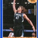 2013 Hoops Basketball Card Blue Parallel #184 Andrei Kirilenko