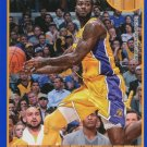 2013 Hoops Basketball Card Blue Parallel #205 Earl Clark