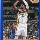2013 Hoops Basketball Card Blue Parallel #232 Danny Grainger