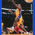 2013 Hoops Basketball Card Blue Parallel #254 Metta World Peace