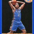 2013 Hoops Basketball Card Blue Parallel #294 Grant Jerrett