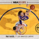 2013 Hoops Basketball Card Board Members #13 Pau Gasol