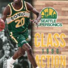 2013 Hoops Basketball Card Class Action #23 Gary Payton