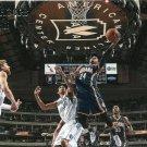 2013 Hoops Basketball Card Courtside #16 Paul George