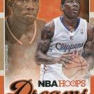 2013 Hoops Basketball Card Dreams #10 Eric Bledsoe