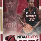 2013 Hoops Basketball Card Dreams #19 Norris Cole