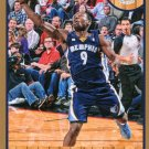 2013 Hoops Basketball Card Gold Parallel #191 Tony Allen