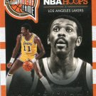 2013 Hoops Basketball Card Hall of Fame Heros #2 Bob McAdoo