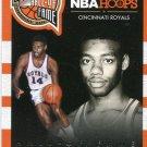 2013 Hoops Basketball Card Hall of Fame Heros #14 Oscar Robinson