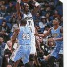 2015 Hoops Basketball Card #102 Kevin Garnett