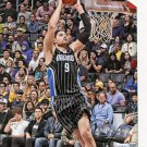 2015 Hoops Basketball Card #116 Nikola Vucevic