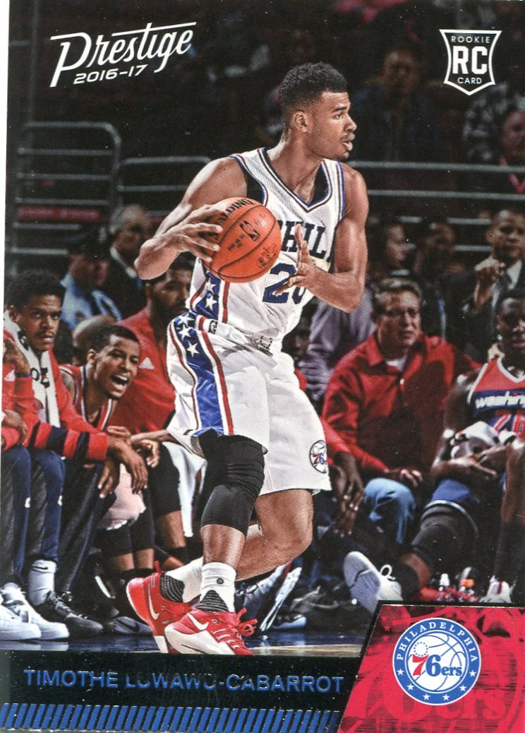 2016 Prestige Basketball Card #172 Timothe Luwawu-Caborrot