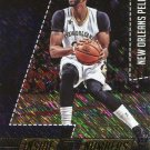 2016 Prestige Basketball Card Laser Inside The Numbers #7 Anthony Davis