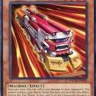 Yugioh Duelist New Challengers, Ruffian Railcar  NECH-EN090