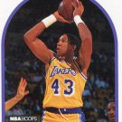 1989 Hoops Basketball Card #4 Mychal Thompson