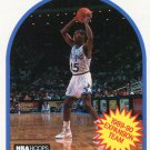 1989 Hoops Basketball Card #333 Frank Johnson
