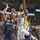 2015 Hoops Basketball Card #169 Donald Sloan