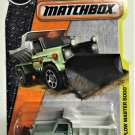 2017 Matchbox #36 Plowmaster 6000