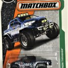 2017 Matchbox #55 Snow Thrasher